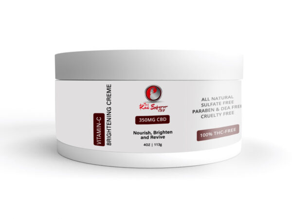 CBD Brightening Cream